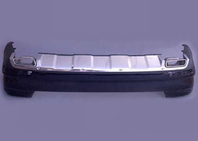 Stainless Steel Class A Bumper Fillet