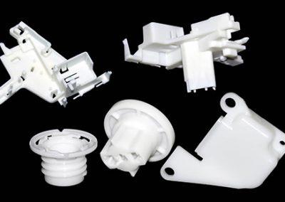 Complex Plastic Components