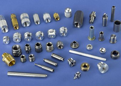 Fittings & Knurled Parts